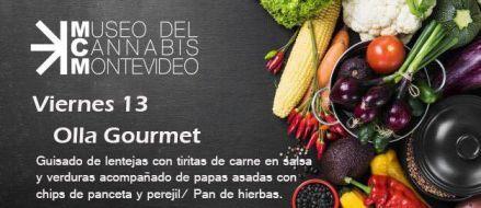 Viernes 13 de Olla Gourmet