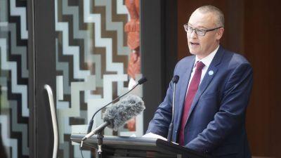 El ministro de Heath, David Clark, dijo que era la legislación sobre cannabis medicinal más progresista que Nueva Zelanda había aprobado.